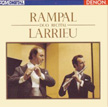 CD Duo recital J.-P. Rampal/M. Larrieu 1985