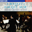 CD A bouquet of baroque music -  Ensemble baroque de Paris - 1986