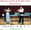 CD Duo Concert M. Larrieu & F.& Ando 1991